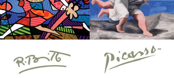 Romero Britto – O novo Picasso?