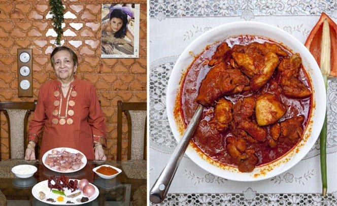 Fotógrafa sai pelo mundo registrando avós e suas especialidades culinárias