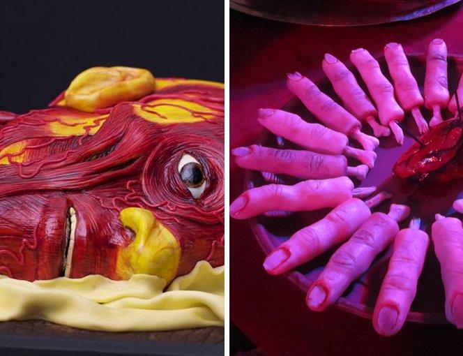 Os bolos mais bizarros que você já viu