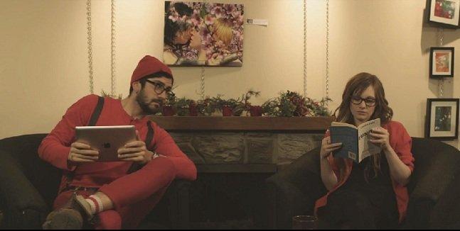Como seria o Natal se Papai Noel fosse hispter?