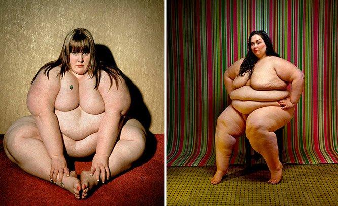 Fotógrafo cria polêmica ao fazer ensaio sensual verdadeiro com mulheres obesas<!--:en-->Photographer creates controversy with obese women sensual photoshoot