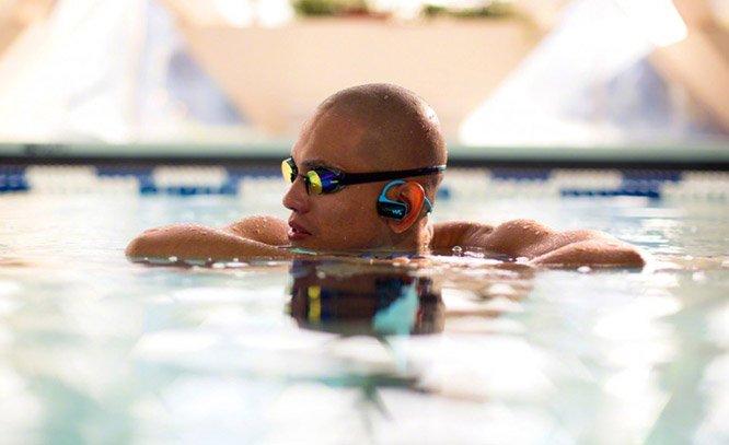 Sony inova ao lançar MP3 player totalmente a prova d'água
