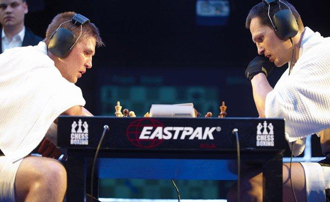 Chess Boxing – Um esporte que mistura xadrez e boxe ganha adeptos no mundo