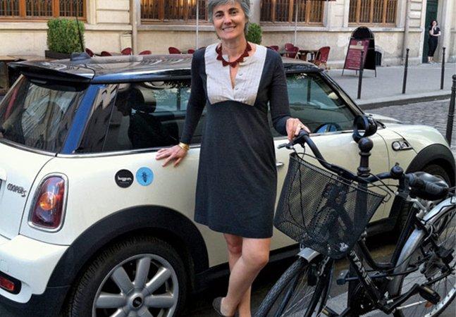 Empresa permite que pessoas aluguem seus carros para outras pessoas