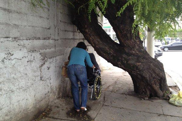 Projeto brasileiro quer criar o Google Maps dos cadeirantes