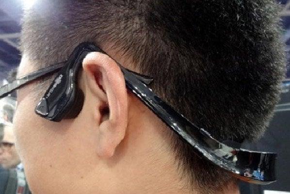 O fim dos headphones? Conheça a transmissão de áudio via vibração de osso