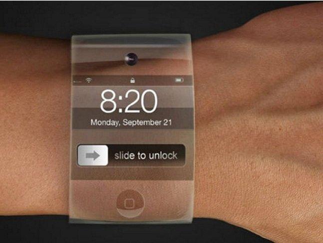 Conheça o iWatch – o novo gadget da Apple