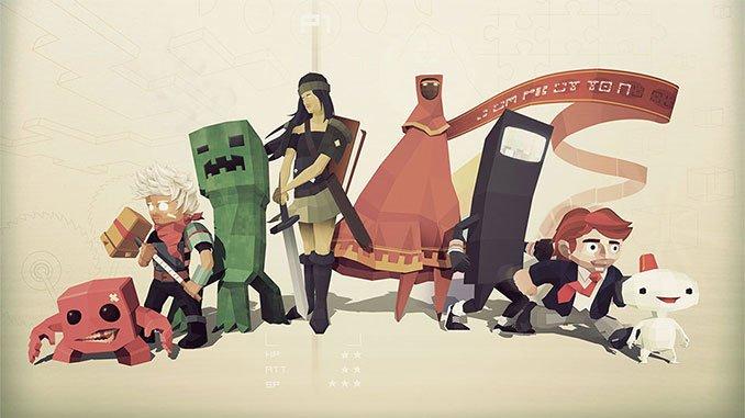 A fantástica fábrica dos Indie games