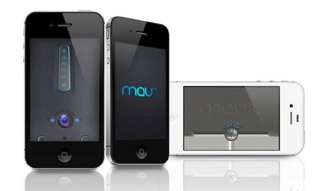 Gadget transforma iPhone em mouse e  controle de TV no estilo Kinect