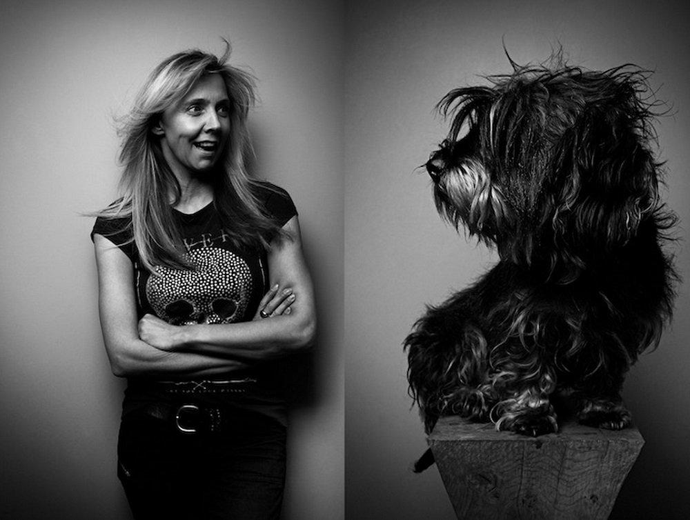Série de fotos retrata animais de estimação e seus donos