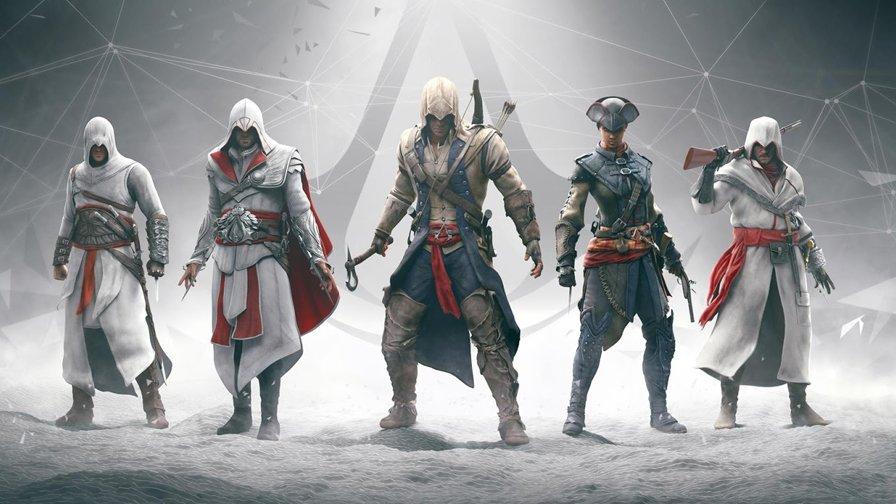 A criativa e inovadora aula de história da Ubisoft