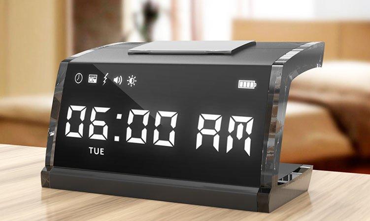 """Despertador dá choque elétrico em quem aperta o botão """"soneca"""""""