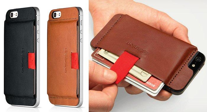 2 em 1 – Case para iPhone que também é uma carteira
