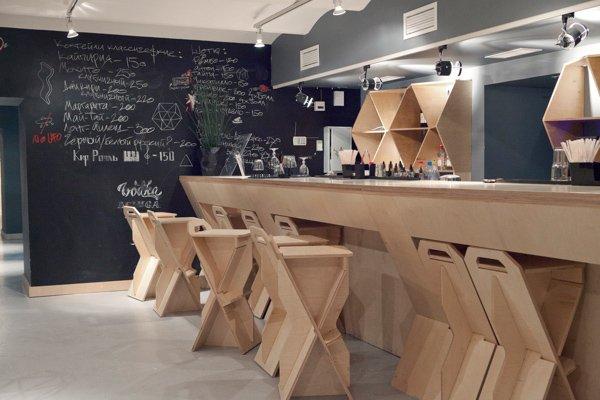 Designers criam móveis que você  pode baixar e montar na sua casa