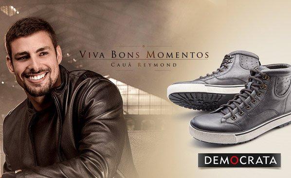 Marca de sapatos mostra que é possível alinhar estilo com conforto