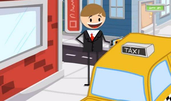 Curta a noite, chame o taxi pelo seu smartphone e ainda ganhe um chopp