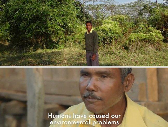 Este homem plantou sozinho uma floresta do tamanho de 550 Maracanãs