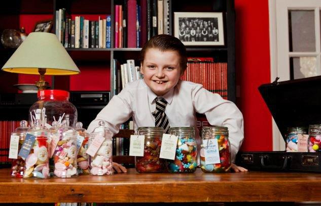 Conheça o menino de 9 anos que acaba de criar a sua 3º empresa