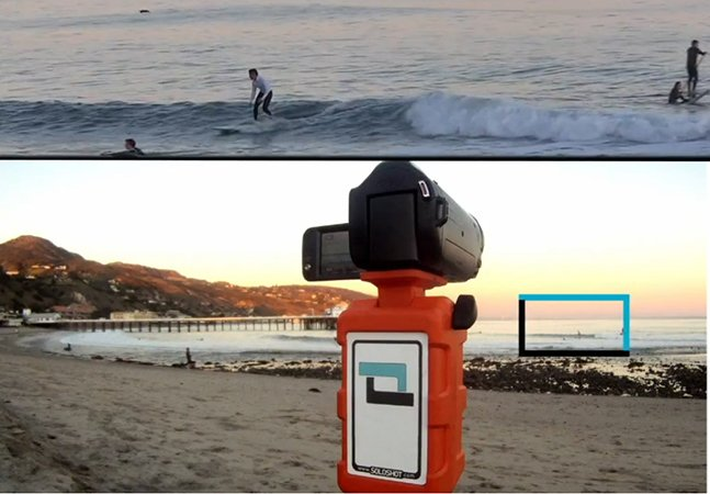Dispense o cameraman: conheça o tripé que te segue por onde você for