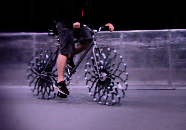 A bicicleta mais criativa e estilosa dos últimos tempos