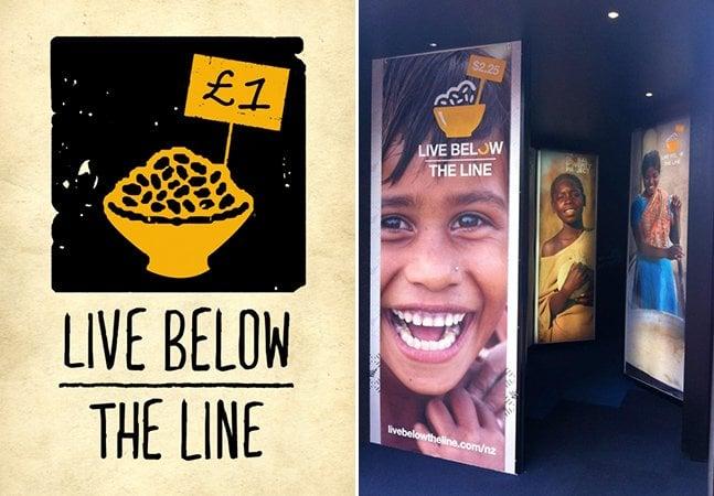 Você conseguiria viver com apenas U$ 1,50 pra se alimentar por dia?