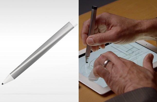 Desenhar será uma nova experiência com essa caneta conectada à nuvem