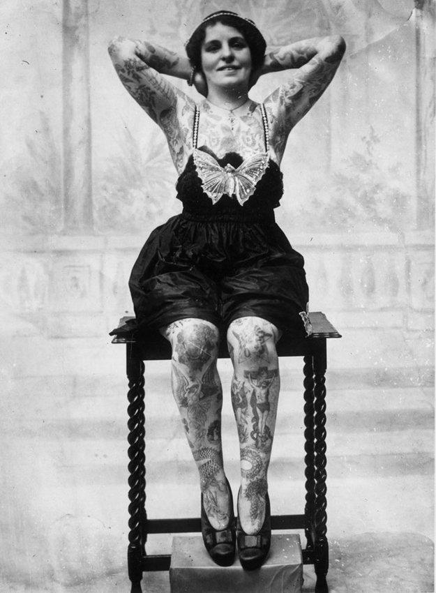 TattoosDragon1930