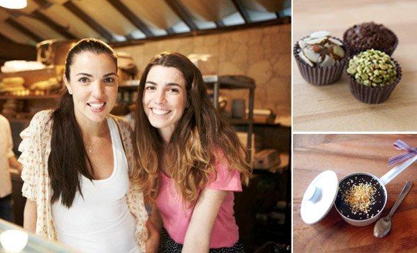 Conheça as brasileiras que fazem sucesso em NY vendendo brigadeiros gourmet