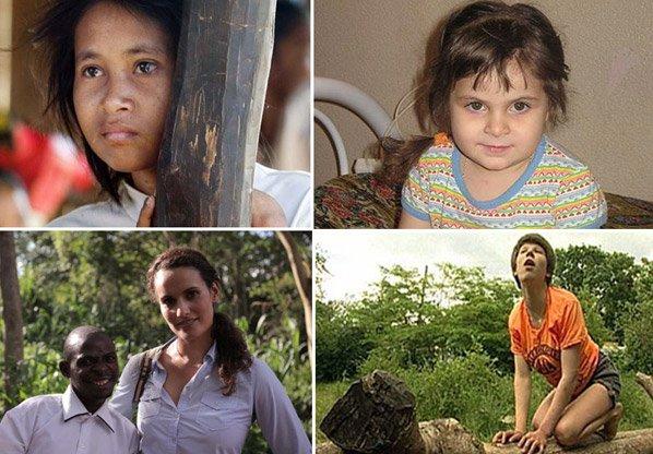 Conheça a história de 5 crianças que foram criadas por animais