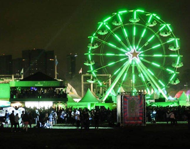 Vídeo mostra ação inovadora da Heineken no Lollapalooza