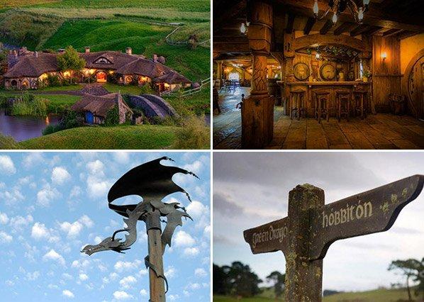 Conheça o Pub com decoração inspirada no Senhor dos Anéis