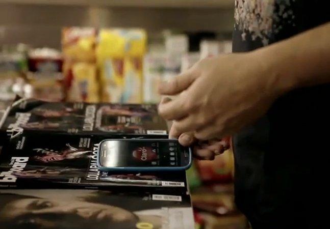 Conheça a revista que toca música com a ajuda do seu smartphone