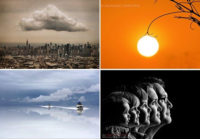 Projeto compila as melhores fotos que pessoas comuns já tiraram na vida