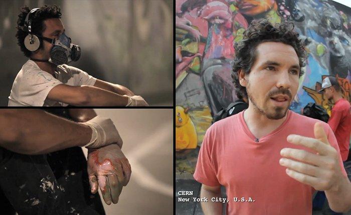 Documentário premiado traz visão de artistas sobre a arte urbana de SP