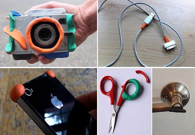 Produto inovador promete consertar qualquer coisa da sua casa