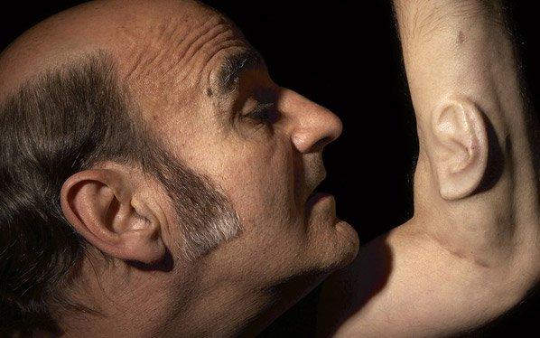 Artista propõe o redesign do corpo humano para evitar envelhecimento