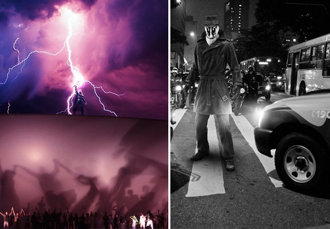 Publicitários 'convocam' super-heróis para participar dos protestos pelo Brasil