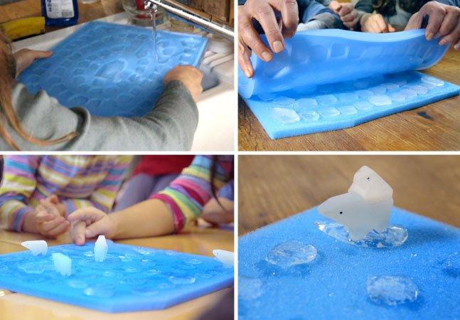Uma forma criativa de ensinar sobre aquecimento global para as crianças