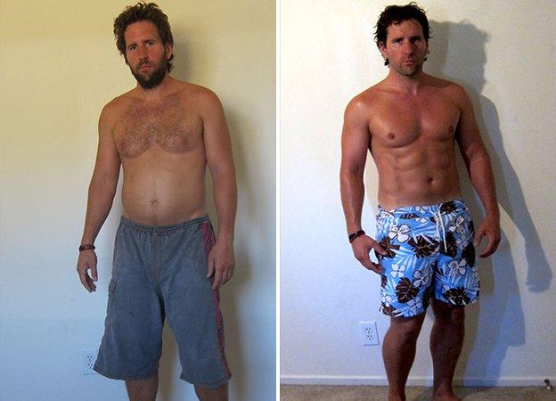 """A verdade por trás das fotos de transformação no estilo """"antes e depois"""""""