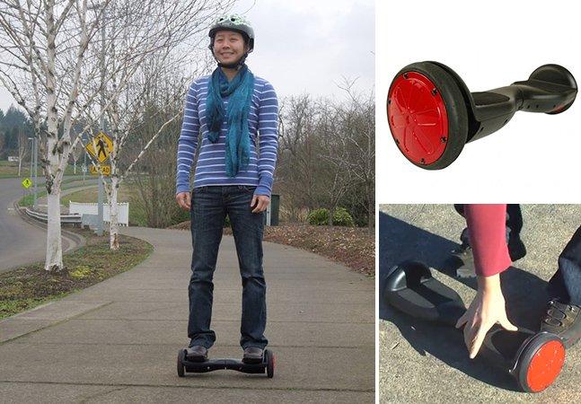 O produto ideal para quem anda grandes distâncias nas cidades