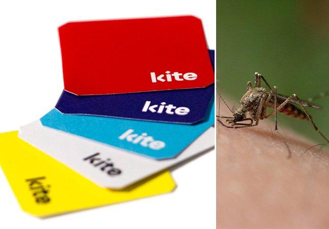 Conheça o adesivo inovador que afasta os mosquitos de verdade