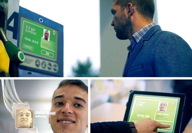 Sistema reconhece rostos das pessoas para efetuar pagamentos