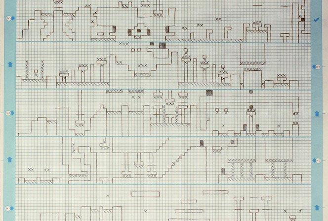 App permite que você desenhe  e jogue seu próprio video game