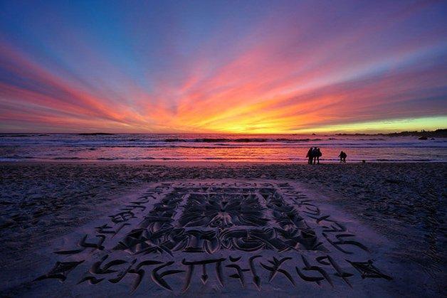 BeachCalligraphy5