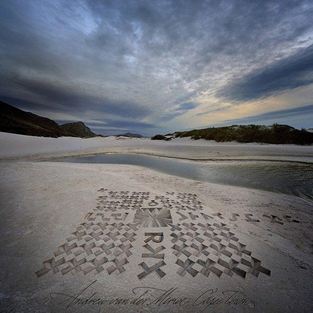 BeachCalligraphy7