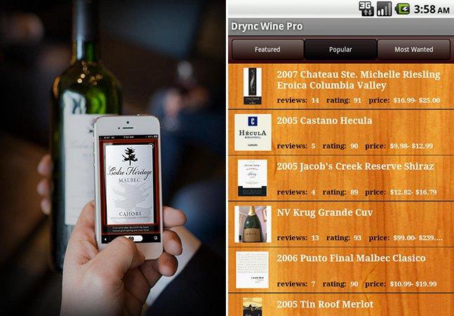 O app que vai mudar a vida de quem gosta de vinho