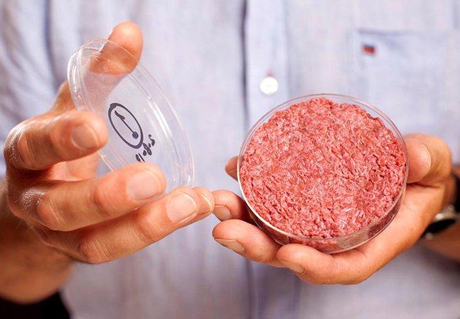 Biólogo cria primeiro hambúrguer  artificial feito em laboratório