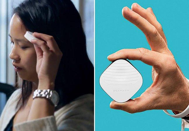 Produto inovador que cabe na palma da mão analisa sua saúde em segundos
