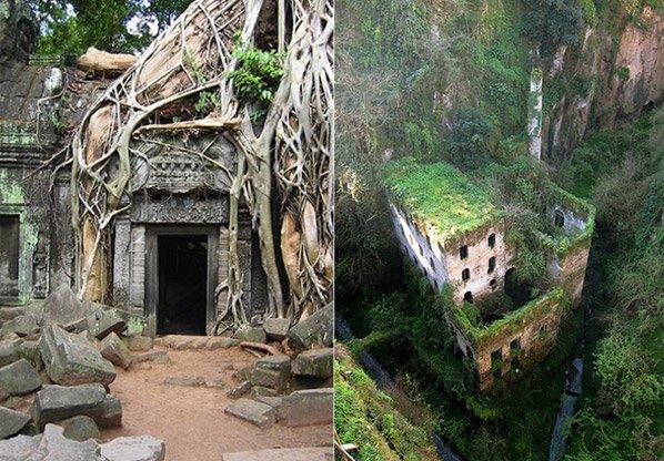 15 lugares abandonados mais incríveis do planeta