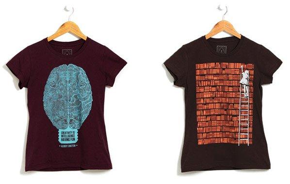 Camisetas da Chico Rei  que gostaríamos de ter